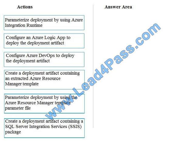 lead4pass dp-200 exam question q2